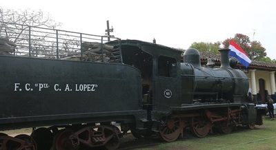 """Reactivan el """"Tren del Lago"""" para circuito turístico"""