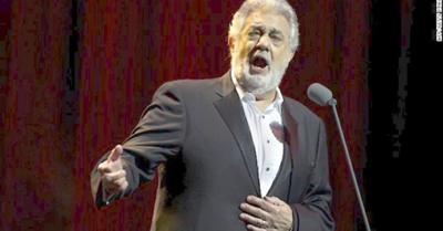 Cancelan varios shows  de Plácido Domingo