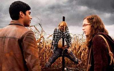'Historias de miedo para contar en la oscuridad', la película de terror producida por Guillermo del Toro