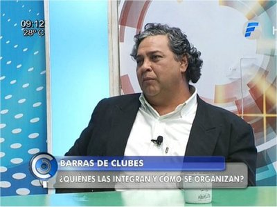 Jefe de La Plaza vincula a políticos, fiscales y jueces en financiamiento de barras