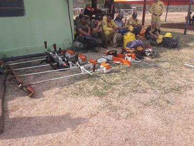 SEN anuncia trabajos intensos contra incendios forestales en Chaco