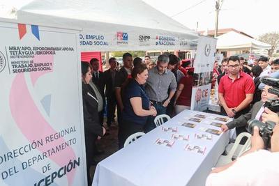 """Presidente participa del lanzamiento oficial del programa """"Gobierno de la Gente en tu ciudad"""""""