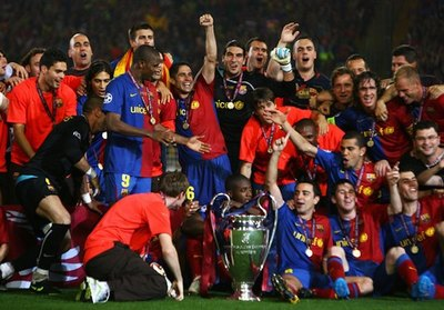 Un ex astro del Barça anunció su retiro