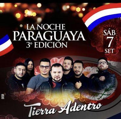 """Esta noche será la 3ª edición de la """"Noche Paraguaya"""" en Pedro Juan Caballero."""