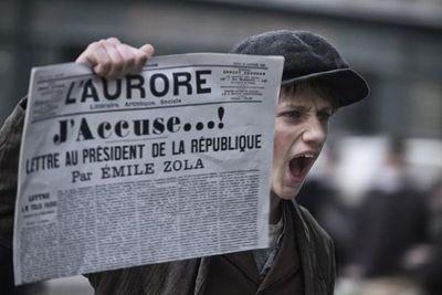"""""""Yo acuso"""" de Polanski y el """"Joker"""" entre favoritos de la Mostra"""