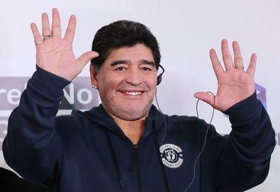 Gimnasia ultima detalles para presentación de Maradona