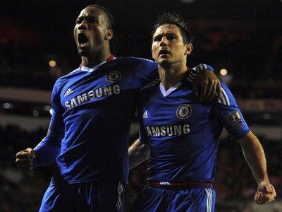 """Drogba: """"Lampard es un entrenador realmente bueno"""""""