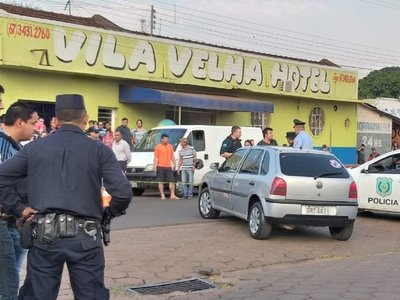 Asesinan a reo brasileño en Paraguay