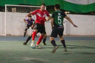 Resultados de la tercera categoría de Futsal FIFA