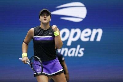 Bianca Andreescu sorprendió a Williams y ganó el US Open