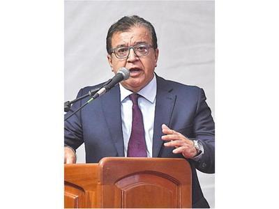 Nicanor no quiere candidatura de consenso a la Junta