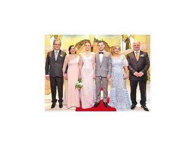 El matrimonio de Gabriela y Luis