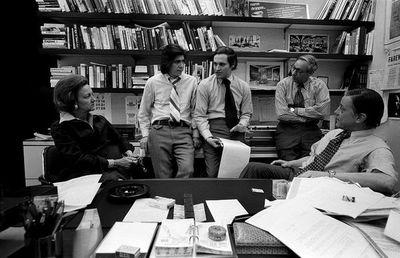 Watergate y el  periodismo de investigación