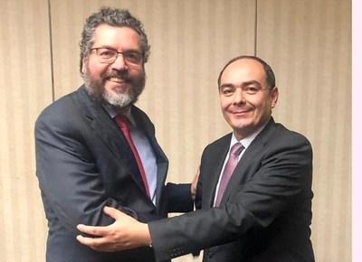 Cancillerías de Paraguay y Brasil abordarán sobre el comercio, Itaipú, incendios forestales y Venezuela