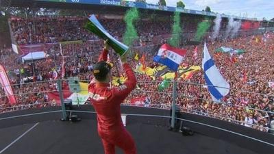 HOY / F1: Leclerc devuelve la gloria de Monza a Ferrari