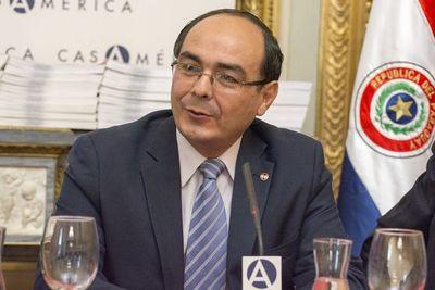 Canciller paraguayo abordará temas de agenda bilateral en visita a Brasil