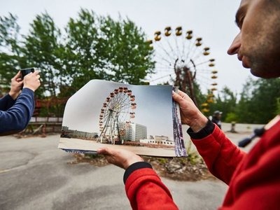 "El turismo a Chernóbil registra un ""nuevo récord"""