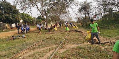 Jóvenes de Pirayú quieren tener la bicisenda más larga de Sudamérica