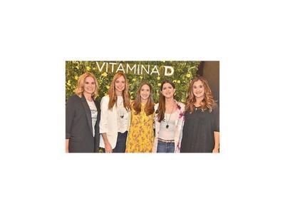 La charla Vitamina D