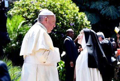 """Papa arremete contra la cultura del """"privilegio"""""""