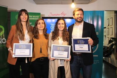 Reconocen a 3 empresas paraguayas como las mejores empresas B para el mundo