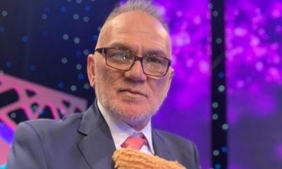 """Luis Calderini en contra del """"Aichenjaranguismo"""""""
