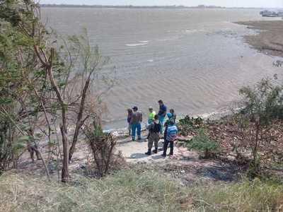 Concepción: Hombre muere ahogado en aguas del Río Paraguay