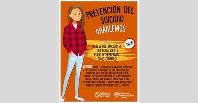 Cinco mitos sobre el suicidio que Salud Pública se propone derribar
