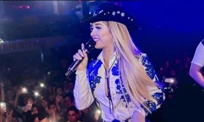 Marilina en Buenos Aires
