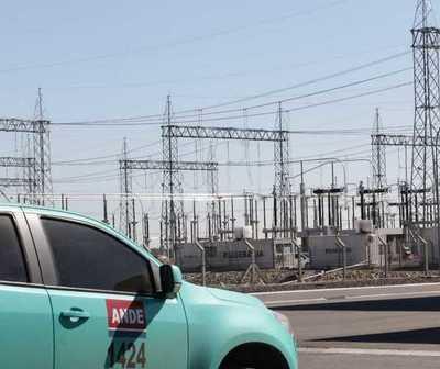 ANDE reporta varios cortes de energía eléctrica
