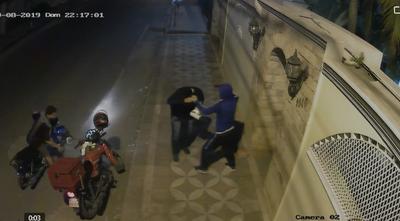Violento asalto a un delivery en Fernando de la Mora
