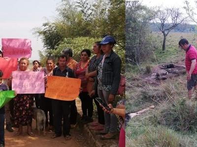 San Ignacio; pobladores se manifiestan ante ola de abigeatos