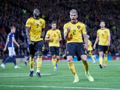 Bélgica se acerca a la Eurocopa