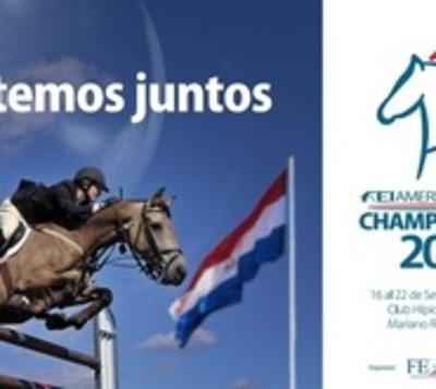 Paraguay da un enorme 'salto' en el deporte ecuestre