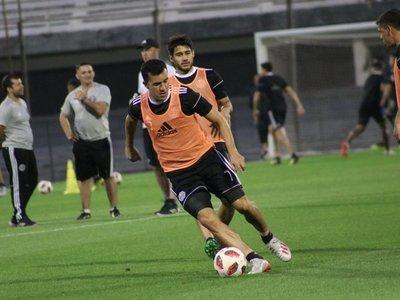 El equipo que prepara Garnero para jugar por Copa Paraguay