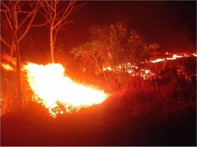 Se reportan 2 nuevos incendios en Hernandarias