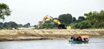 Obras  en la isla se reiniciarán solo si hay garantías para hacerlo, advierten