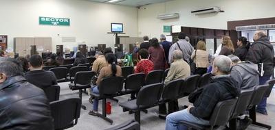 Caja Fiscal paga hoy devolución de aportes jubilatorios y haberes atrasados
