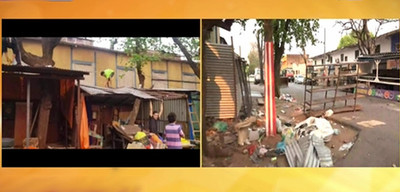 Desalojan a comerciantes en el Mercado de San Lorenzo