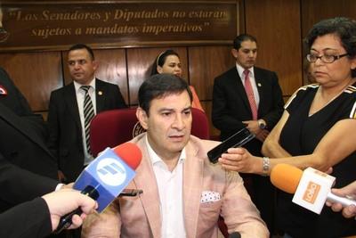 Beto Ovelar no descarta una candidatura de consenso para la presidencia de la ANR