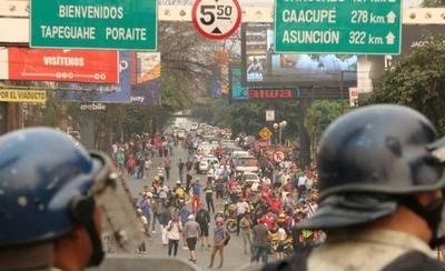 "HOY / Autoridades advierten a paseros informales: ""Controles serán más fuertes"""