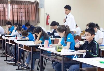 Olimpiada Nacional de Matemática convocó a cerca de 3.000 estudiantes