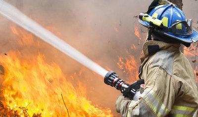 Reconocen incansable labor de bomberos voluntarios en el Chaco