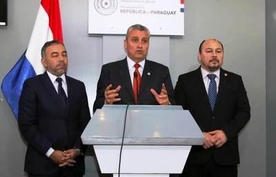 Gobierno reafirma compromiso de preservar el sistema legal y proteger a la gente