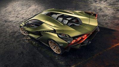 Lamborghini lanzará su primer auto híbrido