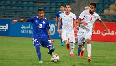 La Albirroja remontó 4-2 a Jordania y Berizzo consigue su segundo triunfo