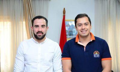 Wilson Dos Santos, nuevo director de Recaudaciones de comuna esteña