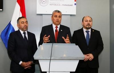 Villamayor destaca cumplimiento de la ley