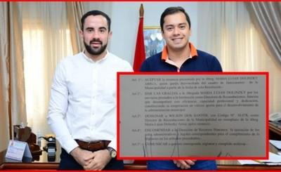 Wilson Dos Santos asume Dirección de Recaudación