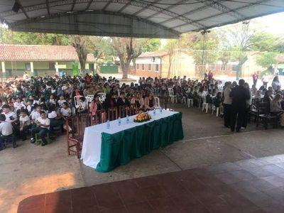 Presentan programa para evitar drogas y violencia en instituciones educativas